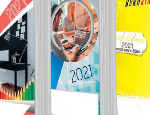 Büroring Lagersortimentskatalog 2021